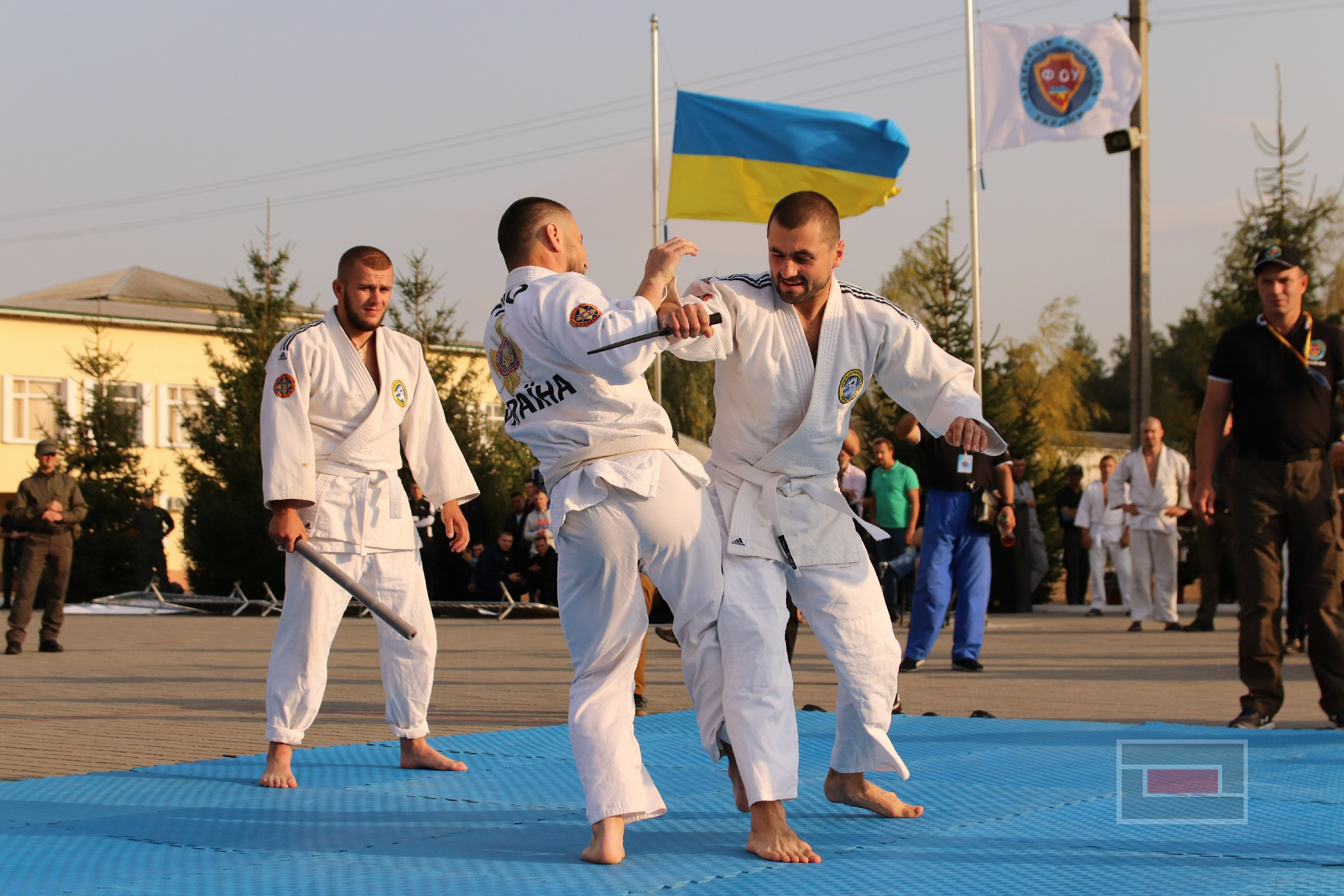 THIS YEAR'S CHAMPIONSHIP OF UKRAINE AMONG BODYGUARDS WILL TAKE PLACE ON JULY 16-20