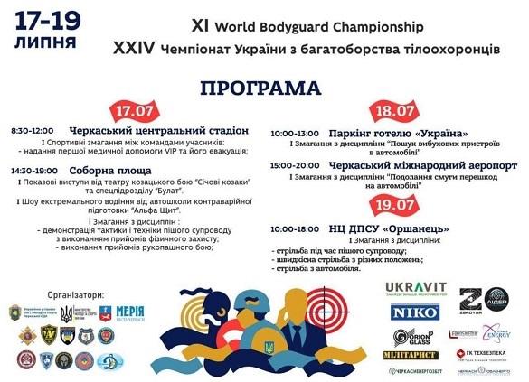 THE XI WORLD CHAMPIONSHIP AND THE XXIV CHAMPIONSHIP OF UKRAINE IN BULLETIN OF BODYWORKS STARTS TOMORROW
